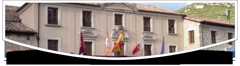 Cabecera del Ayuntamiento Virtual de Oña