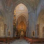 Nave central de la iglesia