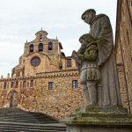 Estatua de fray Pedro Ponce de León
