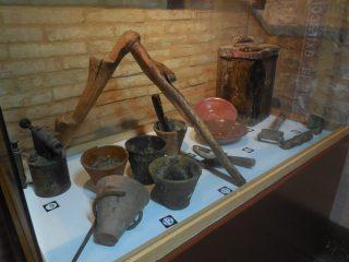 Museo de la Resina (I)