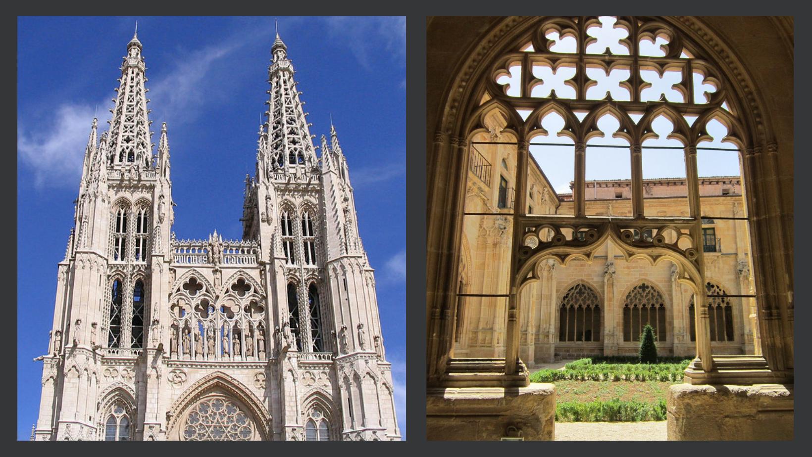 En este momento estás viendo La catedral de Burgos y el monasterio de san Salvador de Oña